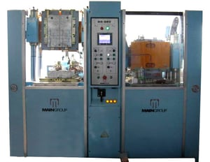 Two Colour Sole Machine Main Group BS 100