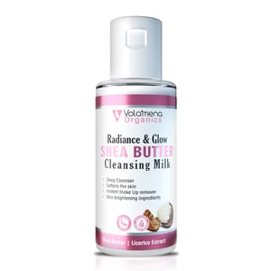 Radiance & Glow Shea Butter Cleansing Milk
