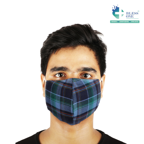 Safe To Use Cotton Mask Gender: Male