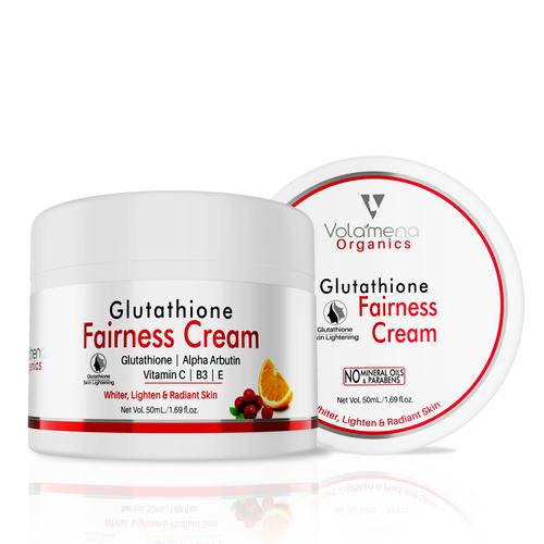 Volamena Glutathione Skin Lightening Fairness Cream 50ml