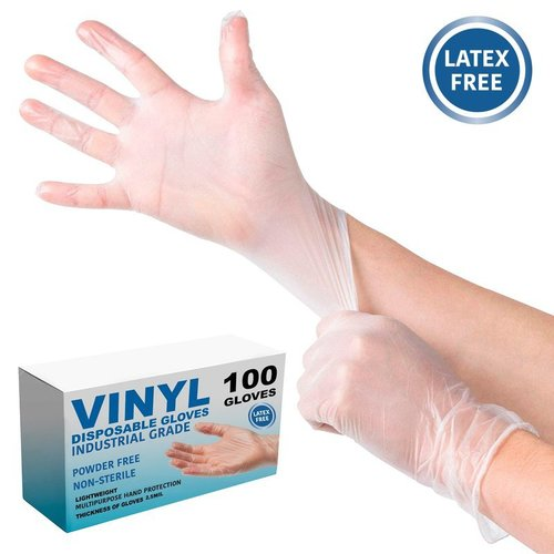 Disposable Nitrile Disposable Gloves