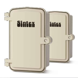 Rugged SMC Meter Boxes