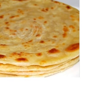 Frozen Aloo Stuff Paratha For Instant Cook