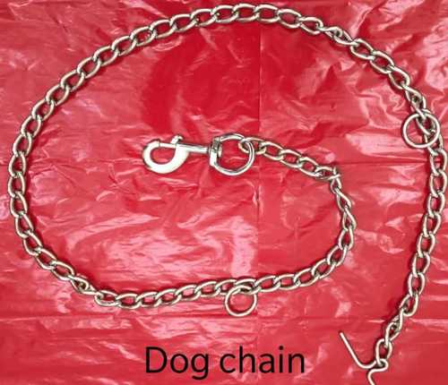Chrome Rust Proof Iron Dog Chain