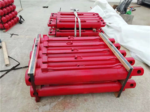 Coal Mine Hydraulic Support Jack Application: Industrial