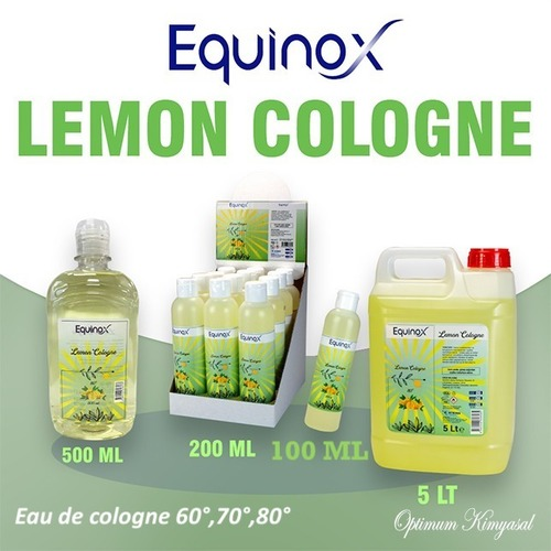 Eau De Lemon Cologne