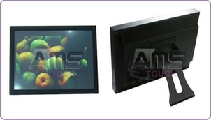 Metal Case Industrial Touch Monitor