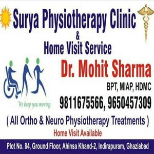 Surya Physiotherapy Clinic And Home Visit Service
