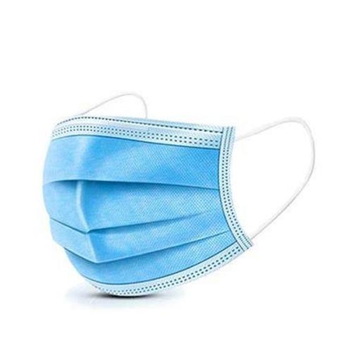 3 Ply Non Woven Fabric Disposable Face Mask