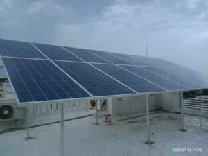 Commercial Solar Panel 330WP