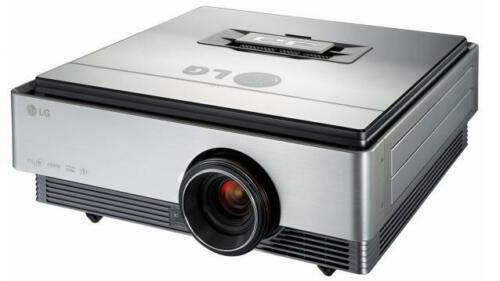 New Cf3D 1080P Full Hd 3D Lcos Home Theater Projector (Lg) Brightness: 2500 Ansi Lumens