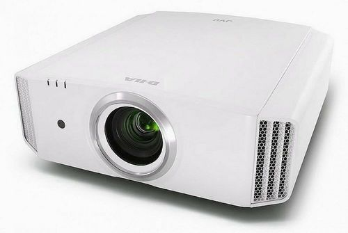 New Sealed JVC DLA X5000 White 4K 3D Home Cinema Projector