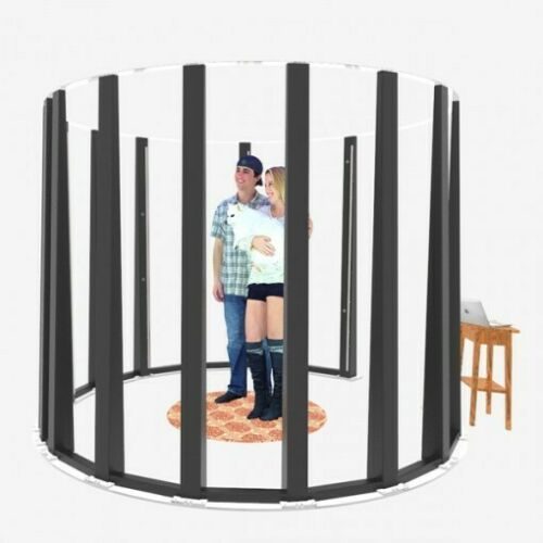 Twindom Twinstant Mobile 3D Body Scanner