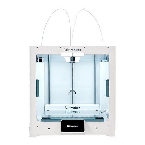 White Ultimaker S5 3D Printer