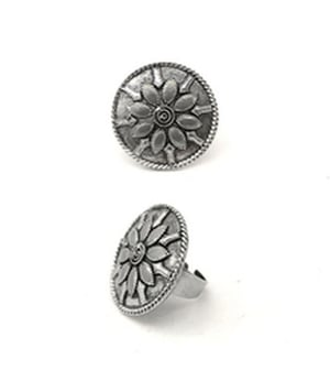 Party Wear Oxidize Ring