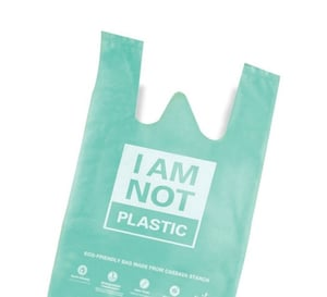 Compostable Plastic Garbage Bags