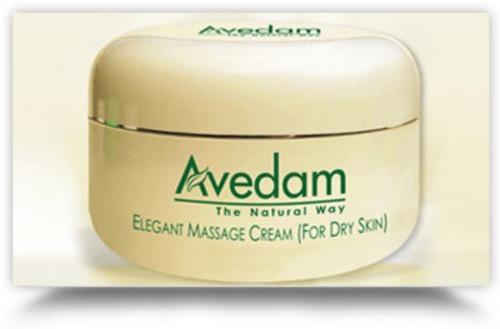 Elegant Massage Cream For Dry Skin