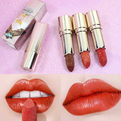 Glossy Lip Stick With Different Shades