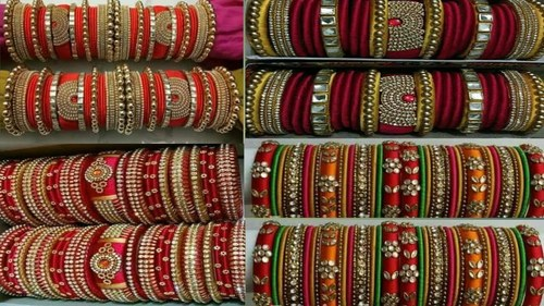 Heavy Design Bridal Bangles