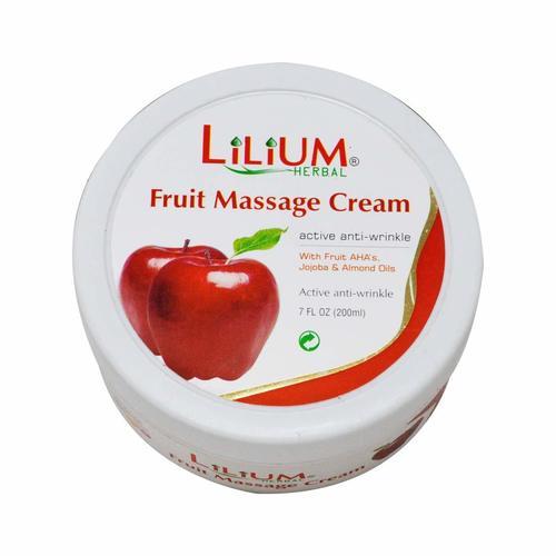 Herbal Fruit Massage Cream