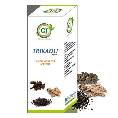 Trikadu Syrup Certifications: Fssai