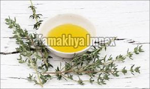 Light Yellow Thyme Oil