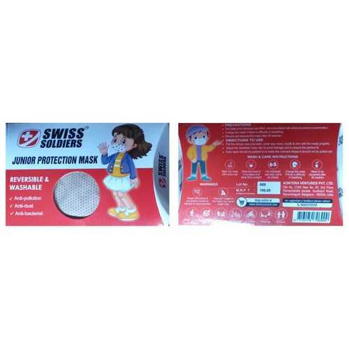 Anti Bacterial Junior Protection Mask