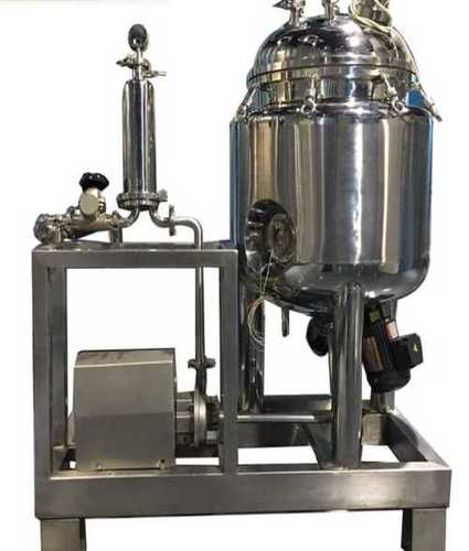 Perfume Gel Making Machine