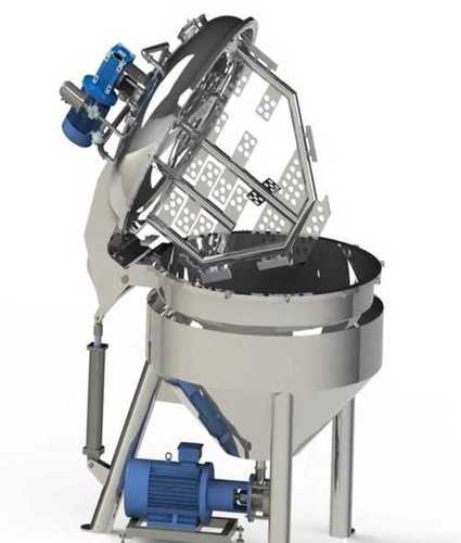 Silicon Sealant Making Machine