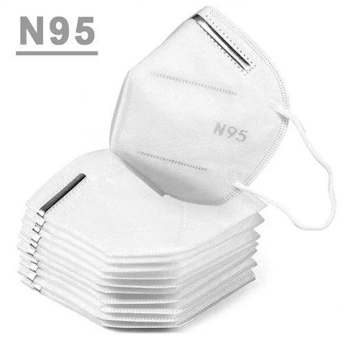 White Color N95 Mask