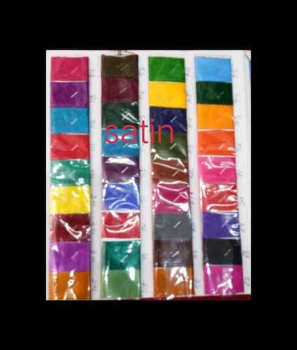 Polyester Satin Dyed Fabric