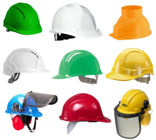 Open Face Industrial Safety Helmets