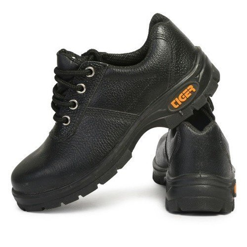 Tiger Lorex Leather Safety Shoes Certifications: Ce
