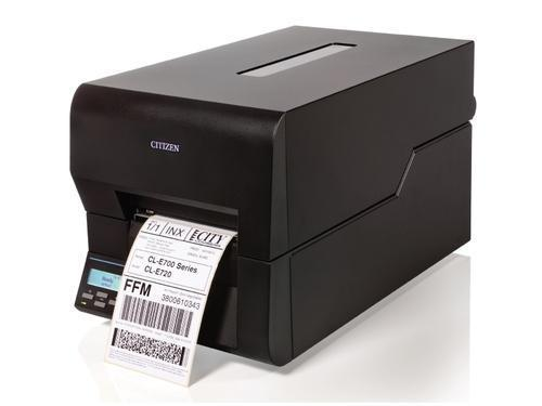 Black Citizen Barcode Printer Cl-E730