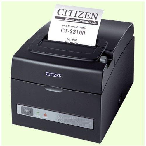 Plastic Citizen Thermal Receipt Printer