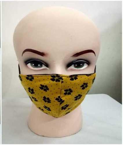 Reusable Printed Cotton Face Mask
