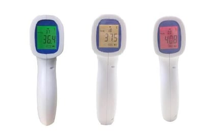 Sgs Non Contact Medical Infrared Thermometer