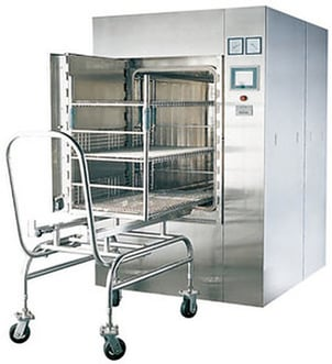 Industrial Dry Heat Chamber