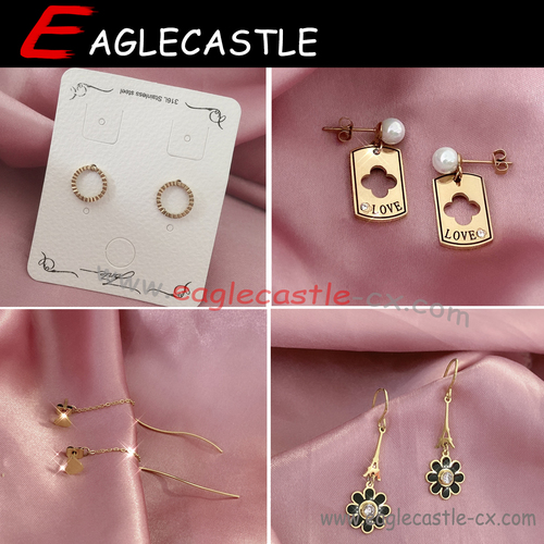 Ladies New Fashion Earrings (E201161)