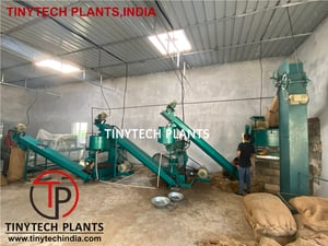 High Performance Groundnut Oil Mill Plant