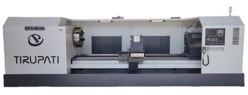 Cnc Roll Turning Lathe Machine
