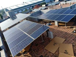 On Grid and Off Grid Solar Power System