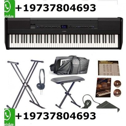 Yamaha P515 88 Key Portable Weighted Action Digital Piano Application: Concert