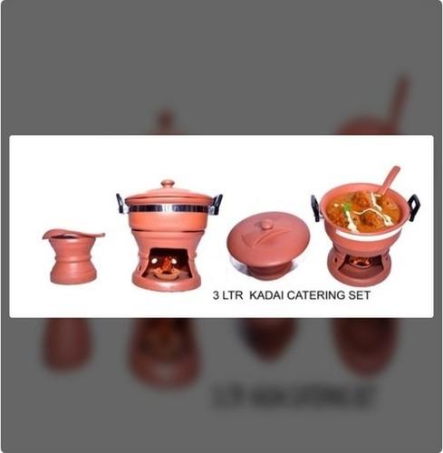 3l Kadai Catering Set