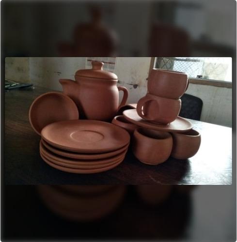 Red Clay Tea Set