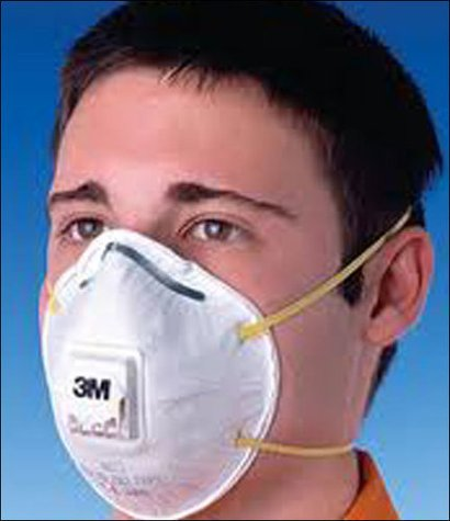 Dust And Fire Respirator Gender: Unisex