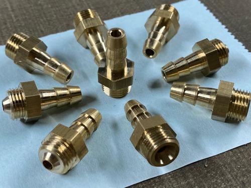 Heavy Duty Brass Nozzles