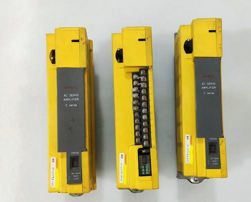Fanuc Amplifier -A06b-6066-H233