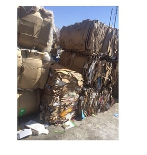 100% Quality OCC Waste Paper