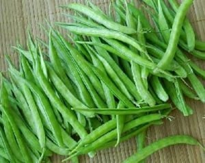 Fresh Cluster Beans for Cooking